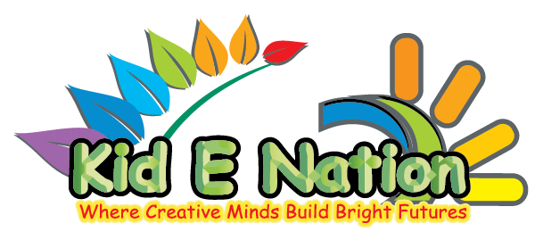 Kid E Nation Logo