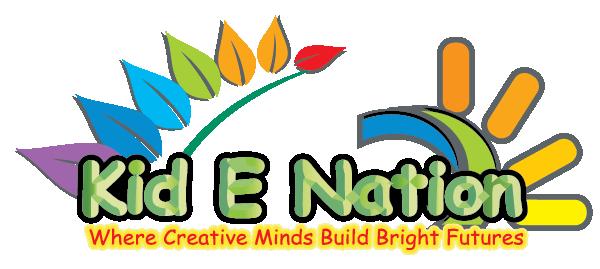 Kid E Nation Logo